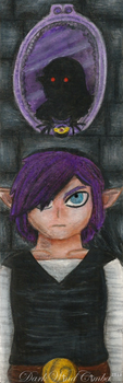 Shadow Link bookmark by DarkWindCimba