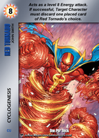 Red Tornado Special - Cyclogenesis by overpower-3rd