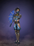 Kitana (Default) by romero1718