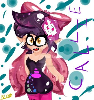 Callie  by Blondie-FanArt
