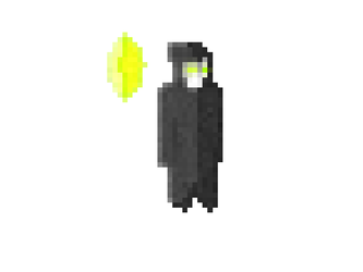 Pixel Necromancer by worldglitch