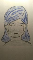 Demisexual Girl by MissMartian4ever