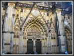 St. Vitus Cathedral 04 by JOhanka1412