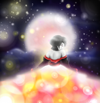 The Geisha Of Starlight by CosmicChrissy