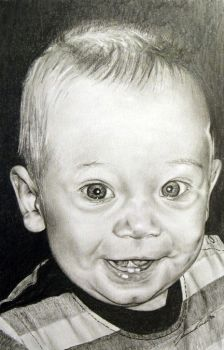 Cole 1 year old by shawnSass