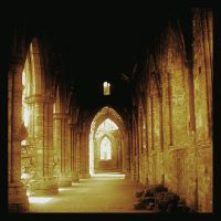 Tintern Abbey I by sth22art