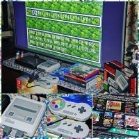 Super Famicom Classic Mini (Europe) by marblegallery7