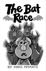 The Bat Race comic by jmamante02