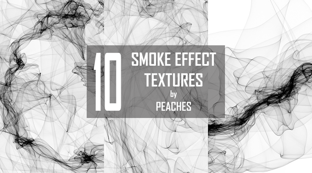 Smoke Textures by JU5TPeachy