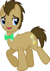 Doctor Whooves: Time Traveling Hun? by illumnious