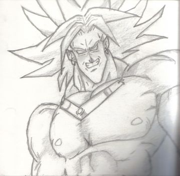 BROLY 1 by FOX247