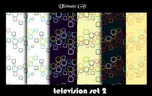 television set 2 by ultimategift