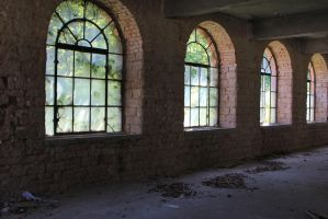 Old factory Stock 226 by Malleni-Stock
