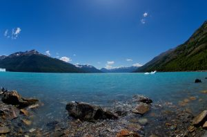 Lago Argentino - HDR by ssabbath