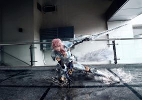 Lightning coslay by kilory