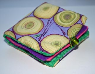 Quilted Needle book by fruits-basket-head