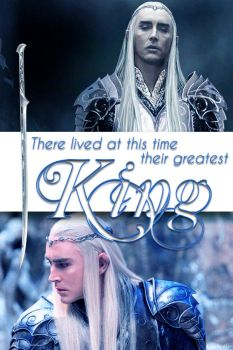 Thranduil -- Greatest King by kayelleallen