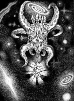 Azathoth by anthonyweber