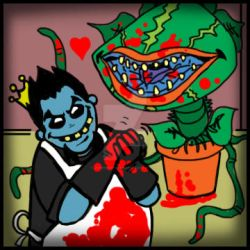Little Shop Of Horrors by johnnysparks