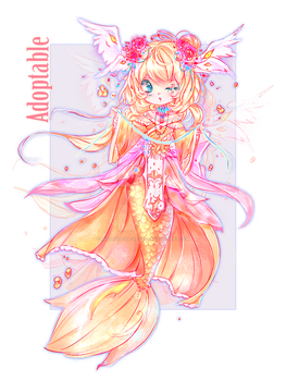 [Closed] Auction adoptable by MoonSelena-adobts