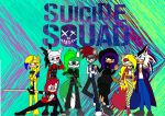 Suicide Squad by AskMillieandInnocent