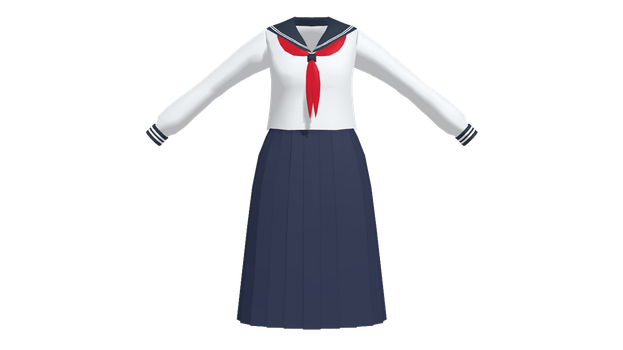 Sailor Outfit - Download by Ikaneon