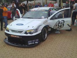 TG2010 - Ford V8 Supercar by TricoloreOne77