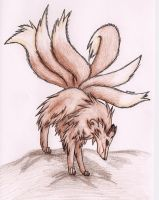 Twilight - colored pencil test by Blue-Storm-Spirit