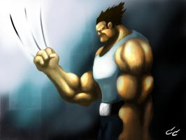 Wolverine by CoopahCraft