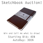 Auction #2: SOLD by Ahkward