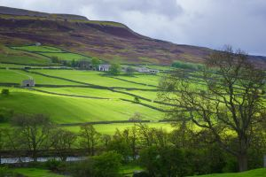 Reeth, Swaledale by StephenJohnSmith