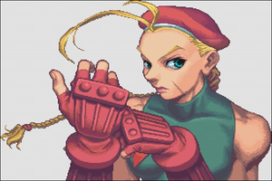 SSF2 - Cammy by Eimiisan