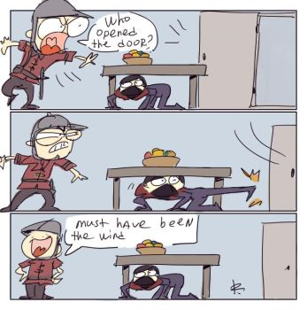 dishonored 2, doodles 3 by Ayej