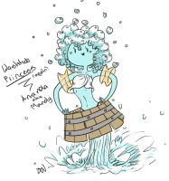 Washtub Princess by AskPrince-of-Rejects