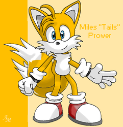 Miles 'Tails' Prower by Darkflame64