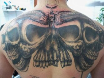 Carl Back Piece another update by Richie303