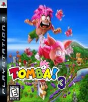 Tomba! 3 Project Poster by AnimeCitizen
