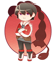 C : Keith by Lazybuns