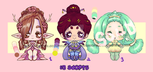 [Only 1 Left] $5 Adopts 2 by PhantomCarnival