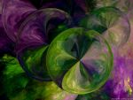 Loonie Bubbles by TropicalFractals