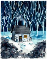 Cottage by ShanaPatry