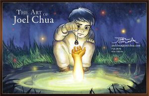 The Art of Joel Chua 2009 by JoelChua