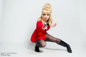 Janice Rand by MimiReaves