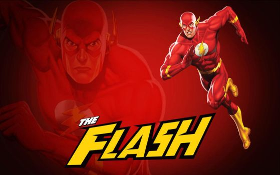 The Flash by Garcia-Lopez! by Superman8193