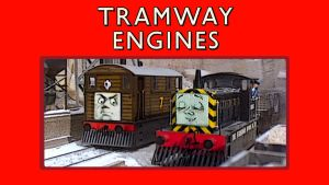 Tramway Engines by JeffreyKitsch