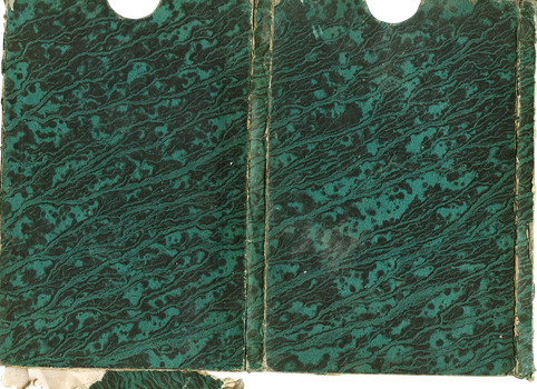 Petrol marble book cover | PNG by mercurycode