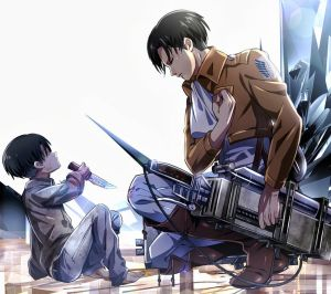 Why? Levi x Male! Reader Chapter 7 by PharaohJill on DeviantArt