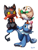 New starters! by Tymkiev