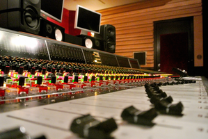 Neve Faders and NS10s by danduskin
