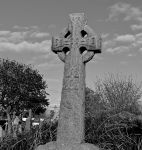Scottish Celtic Cross by BusterBrownBB